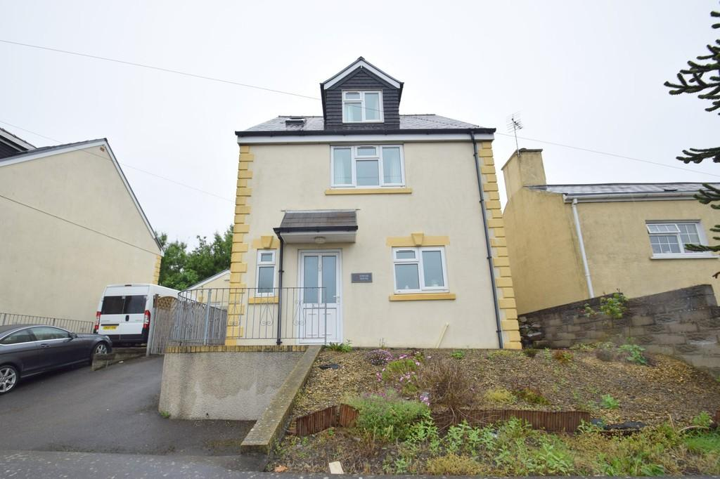 4 Bedrooms Detached House for sale in Tower House, Pyle Road, Pyle, Bridgend, Bridgend County Borough, CF33 6PG.
