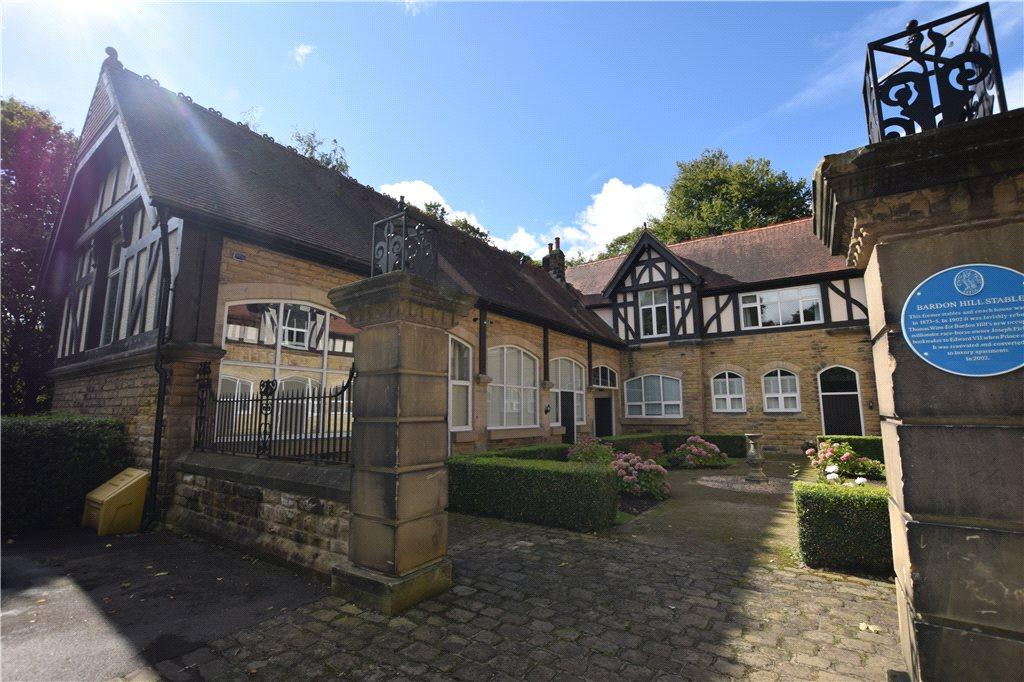 2 Bedrooms Apartment Flat for sale in Bardon Hall Mews, Weetwood Lane, Leeds, West Yorkshire