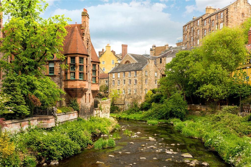 2 Bedrooms Apartment Flat for sale in Hawthornbank Lane, Edinburgh, Midlothian