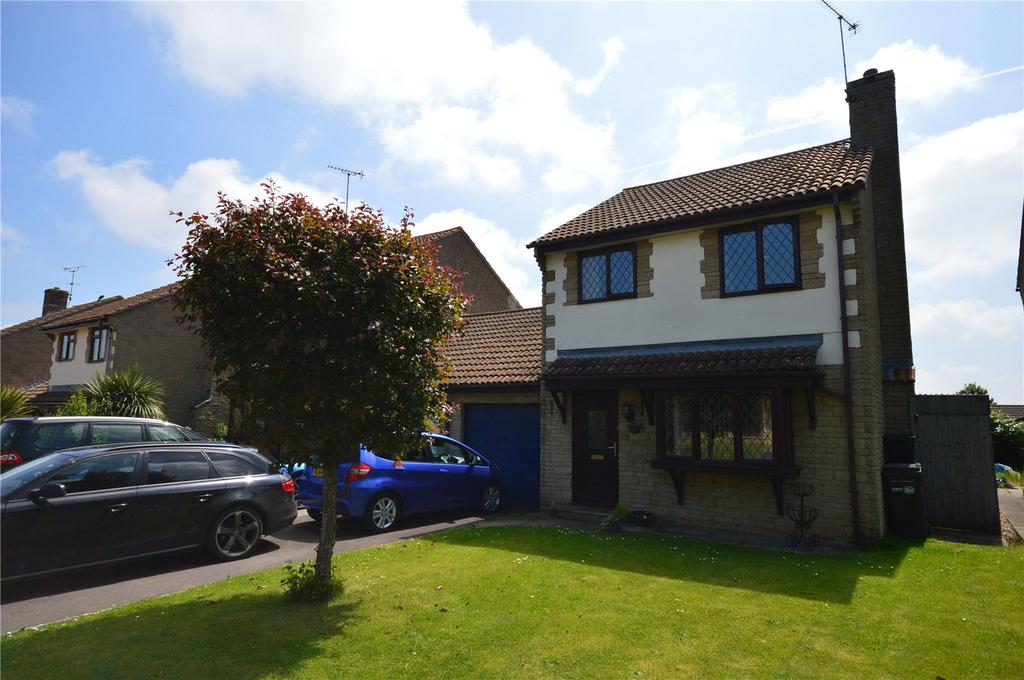 3 Bedrooms House for sale in The Torre, Yeovil, Somerset, BA21