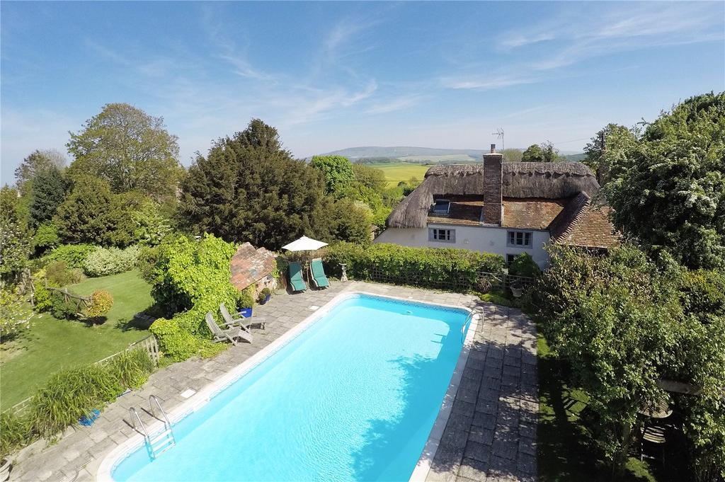 3 Bedrooms Detached House for sale in The Village, Alciston, Polegate, East Sussex