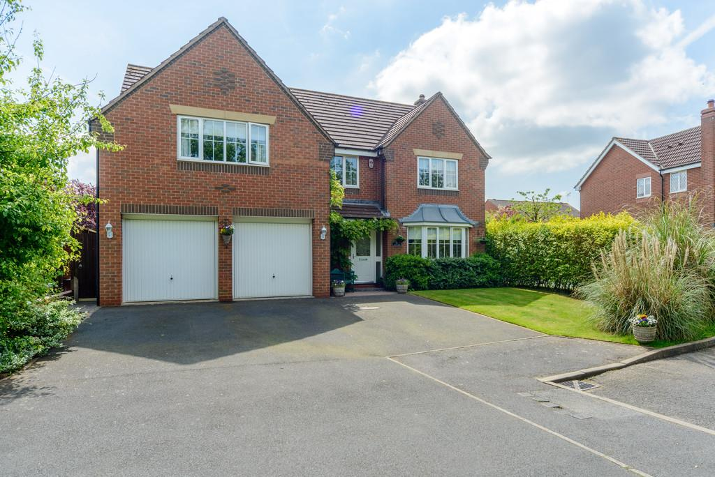 5 Bedrooms Detached House for sale in Wilmot Close, Balsall Common
