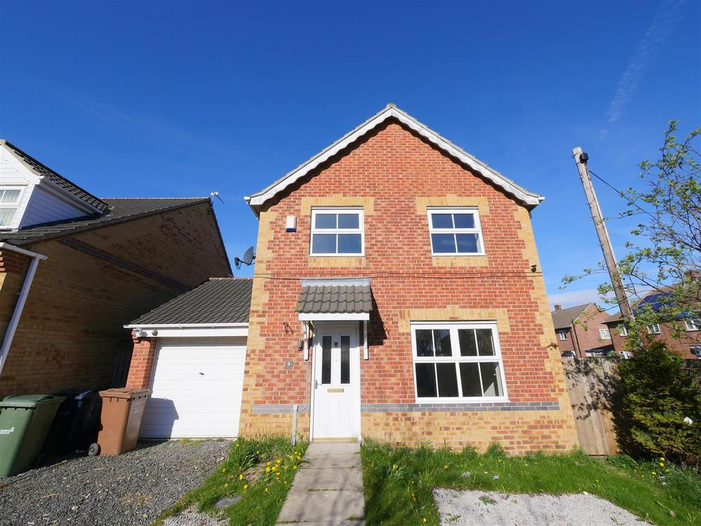 4 Bedrooms Detached House for sale in Halesworth Drive, Havelock Park, Sunderland