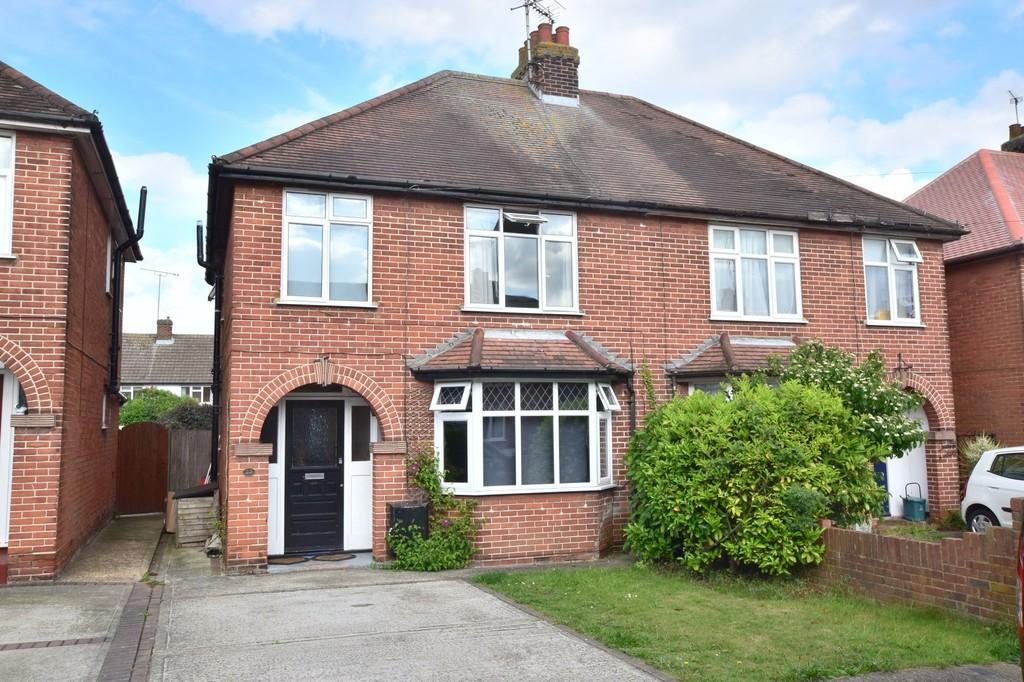3 Bedrooms Semi Detached House for sale in Margaret Road, Colchester