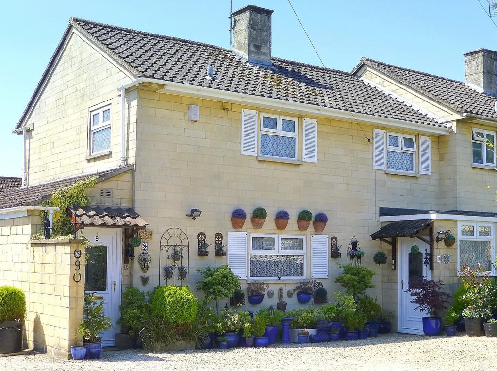 3 Bedrooms End Of Terrace House for sale in Elmfield, Bradford On Avon