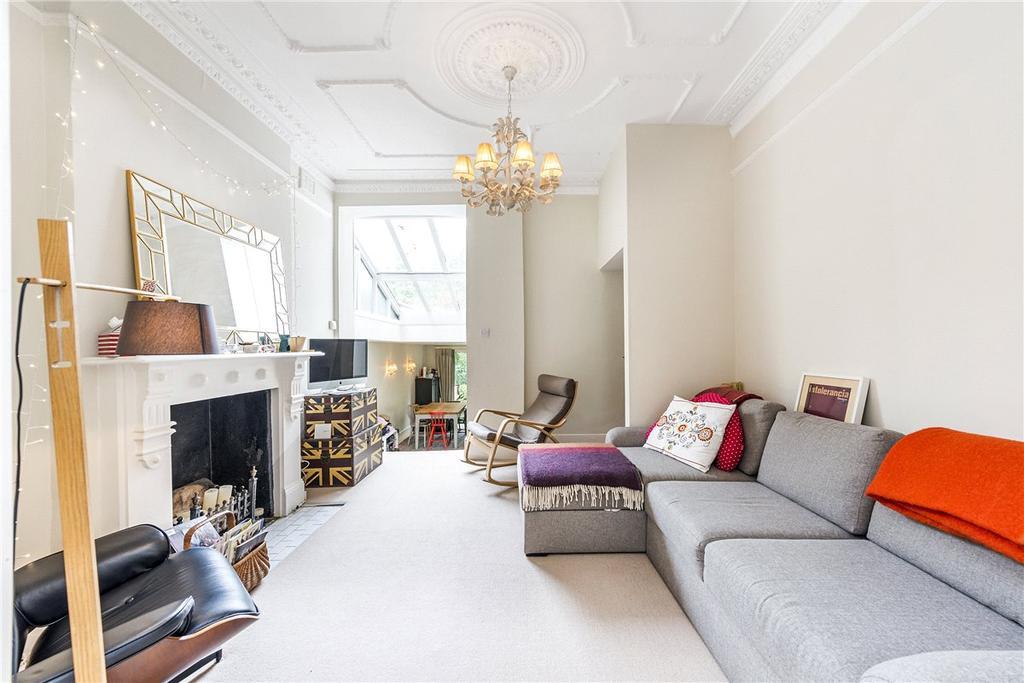 2 Bedrooms Maisonette Flat for sale in Finlay Street, London, SW6