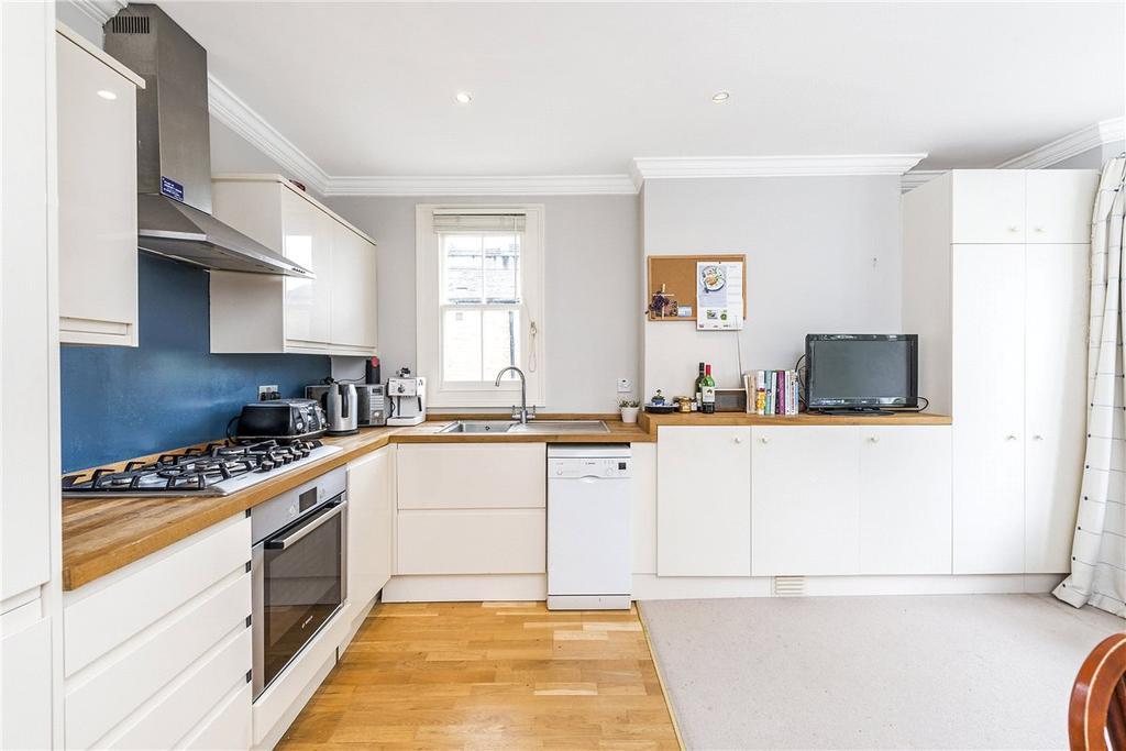 4 Bedrooms Maisonette Flat for sale in Finlay Street, London, SW6