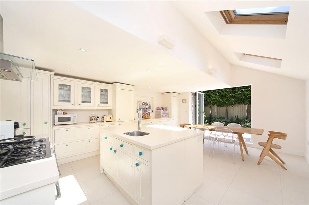 4 Bedrooms Terraced House for sale in Wardo Avenue, London, SW6