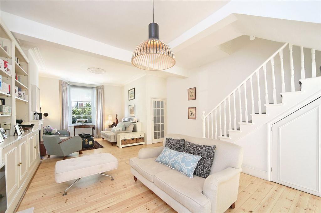 4 Bedrooms Terraced House for sale in Wardo Avenue, London, SW6