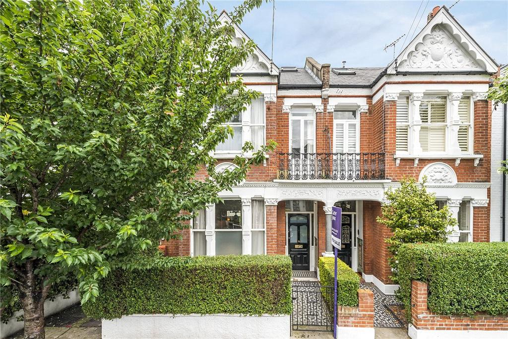 6 Bedrooms House for sale in Finlay Street, London, SW6