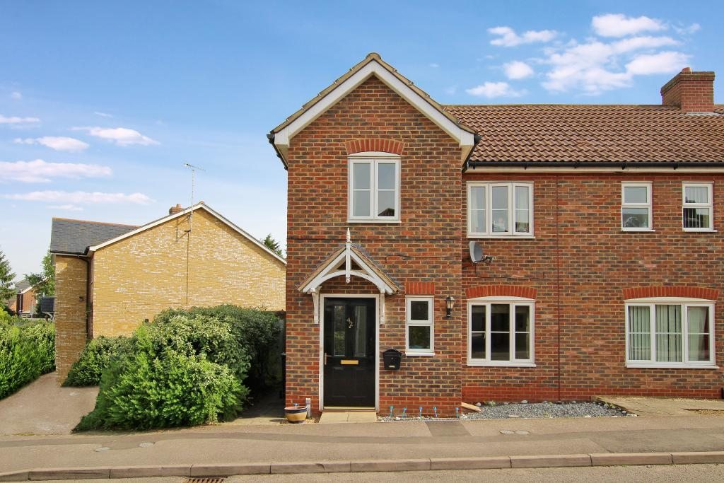 3 Bedrooms Semi Detached House for sale in Gardeners Close, Maulden, Bedfordshire, MK45 2DY