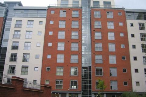 2 bedroom flat to rent - Burgess House, 42 Sanvey Gate, City Centre, Leicester, Leicestershire, LE1 4BR
