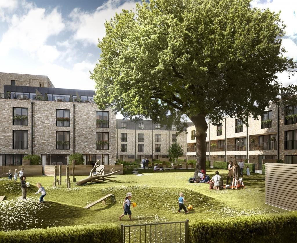 1 Bedroom Apartment Flat for sale in Cambium, SW19
