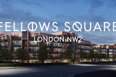 2 bedroom apartment for sale - Burnell Block, Fellows Square, Cricklewood