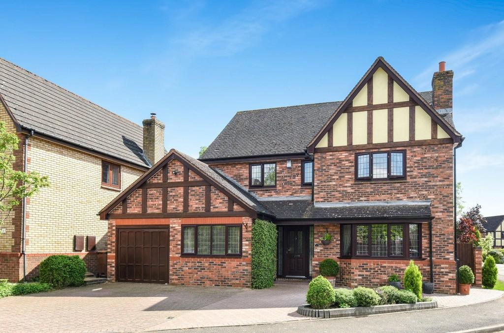 4 Bedrooms Detached House for sale in Saracen Drive, Balsall Common