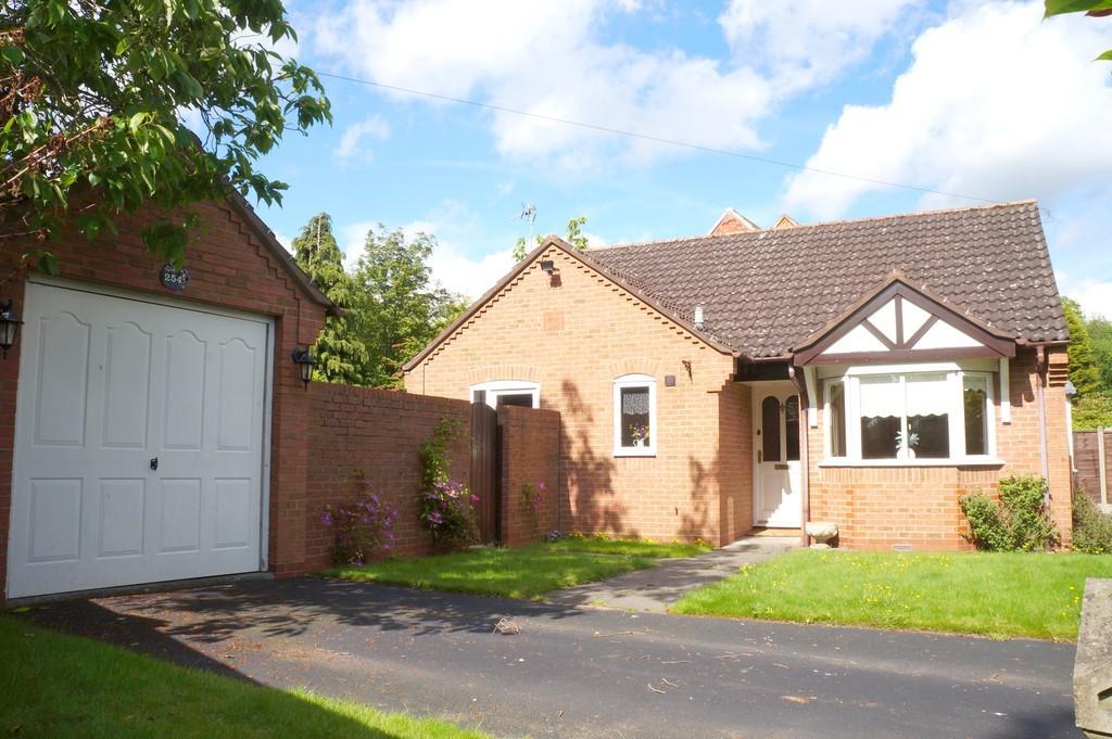 2 Bedrooms Detached Bungalow for sale in Mill Lane, Dorridge