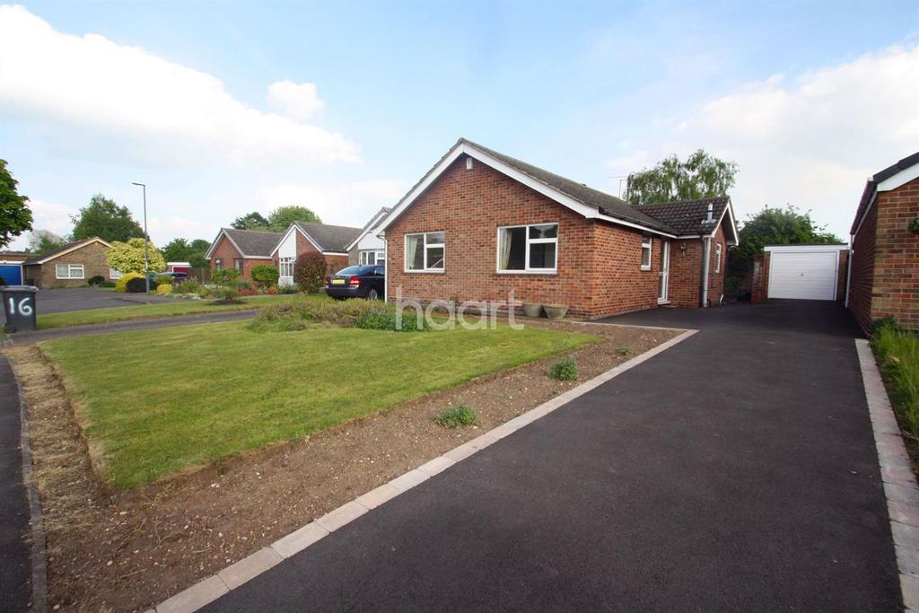 3 Bedrooms Bungalow for sale in Wroxham Close, Shelton Lock