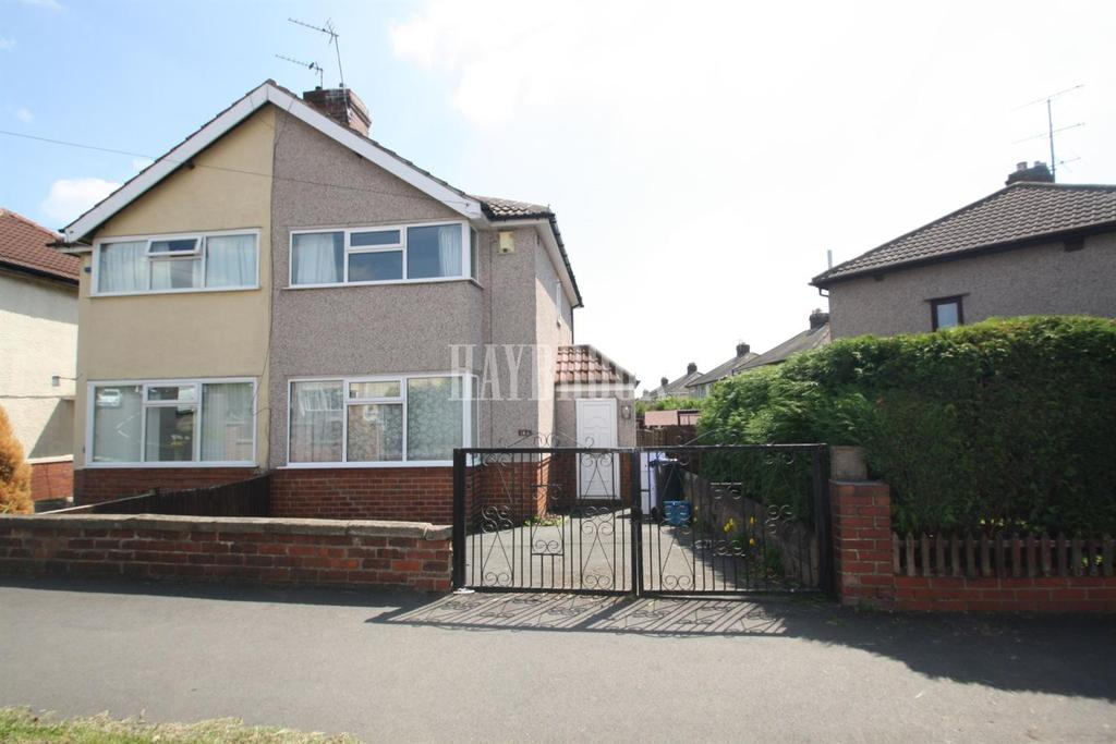 2 Bedrooms Semi Detached House for sale in Newlands Grove, Intake, S12