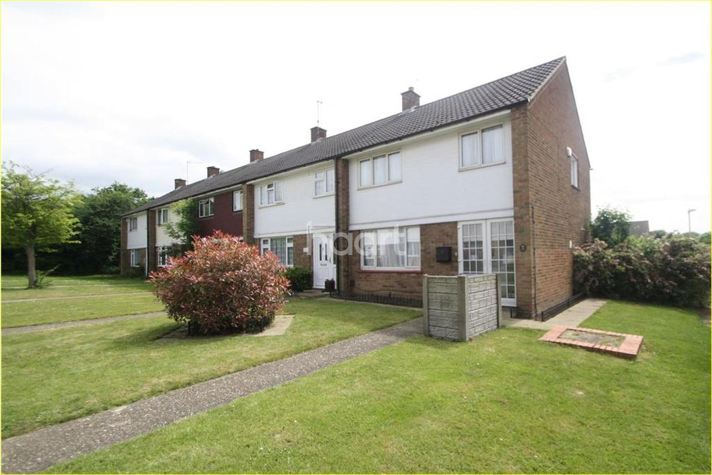 3 Bedrooms End Of Terrace House for sale in Nicholls Field