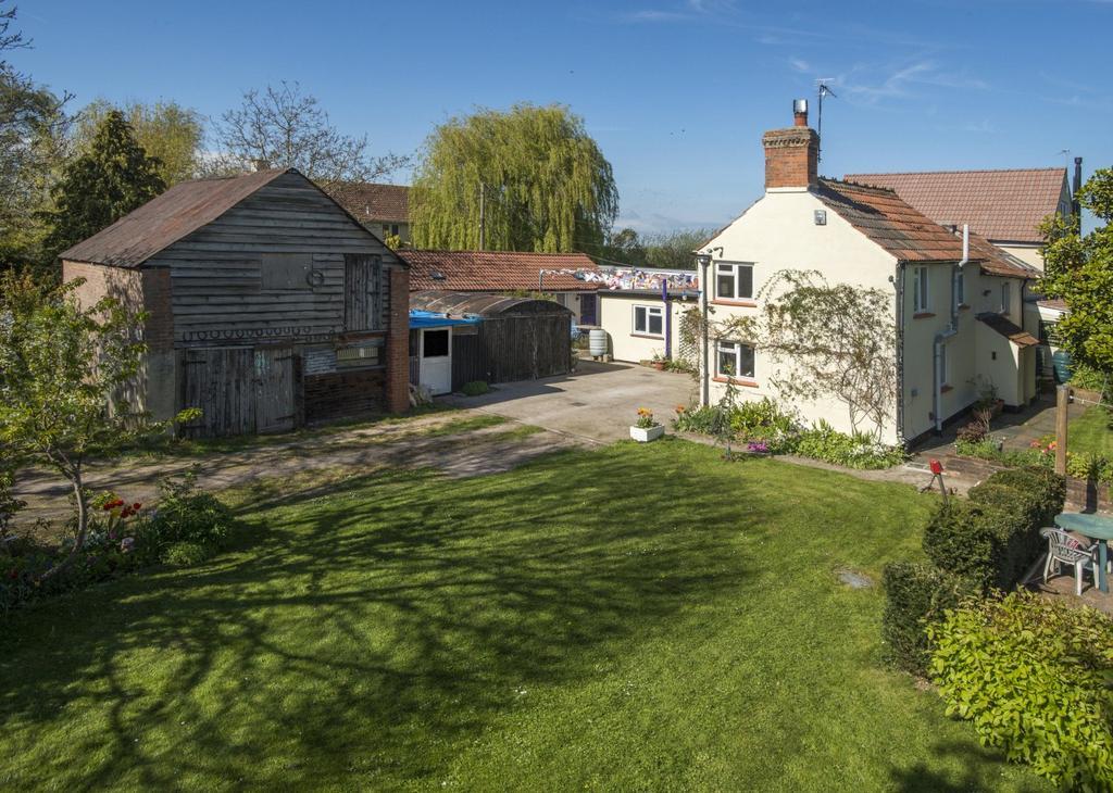 3 Bedrooms Semi Detached House for sale in Oath, Bridgwater, Somerset, TA7