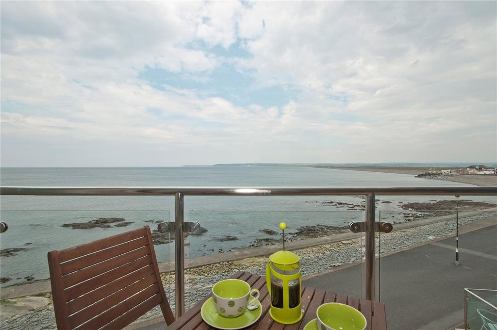 2 Bedrooms Apartment Flat for sale in Horizon View, Bath Hotel Road, Westward Ho !, Devon, EX39