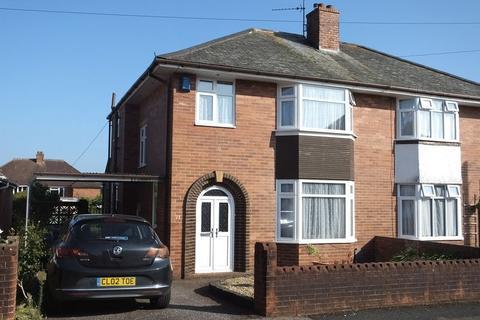 3 bedroom semi-detached house for sale - Grenville Avenue, Exeter