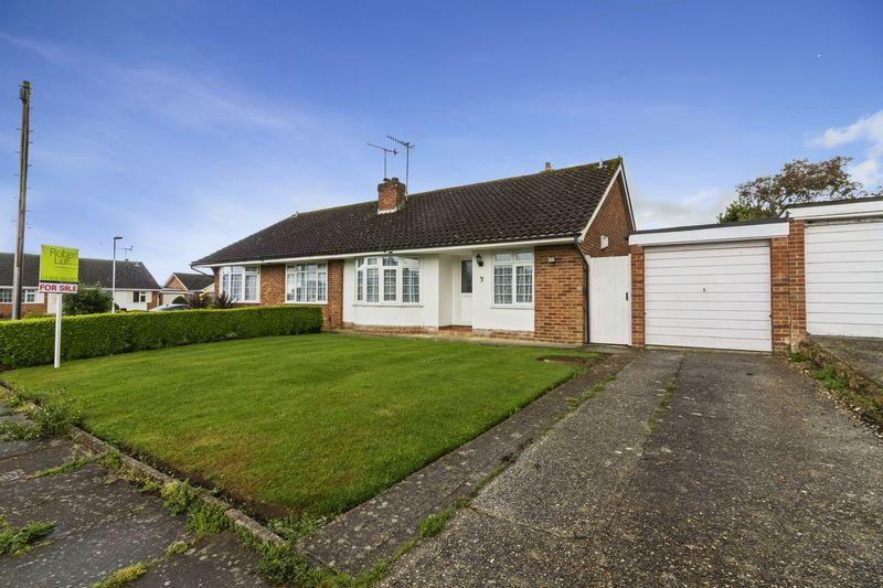 2 Bedrooms Bungalow for sale in Tamar Avenue, Worthing