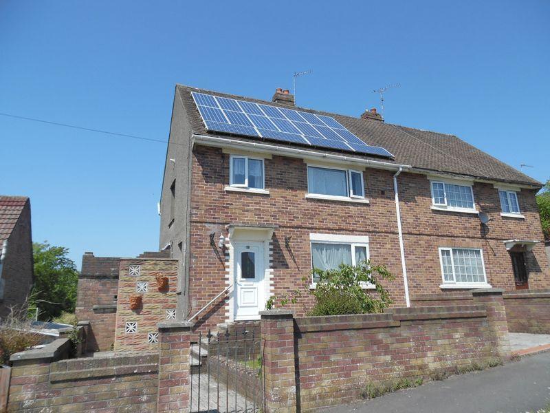 3 Bedrooms Semi Detached House for sale in Ystrad Fawr Cefn Glas Bridgend CF31 4HP