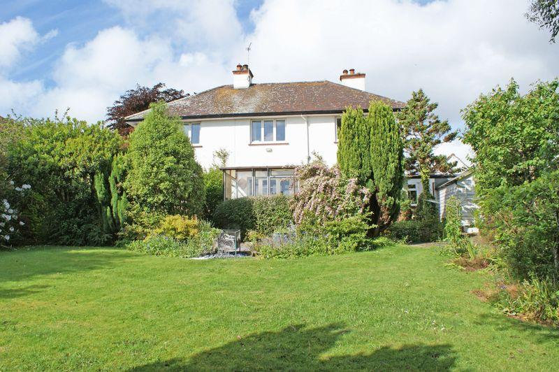 5 Bedrooms Detached House for sale in Vales Road, Budleigh Salterton