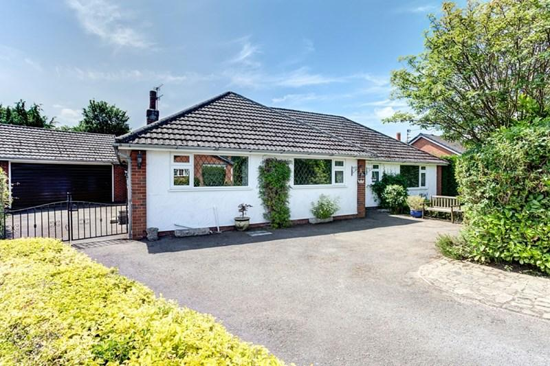 5 Bedrooms Bungalow for sale in Brereton Court, Congleton