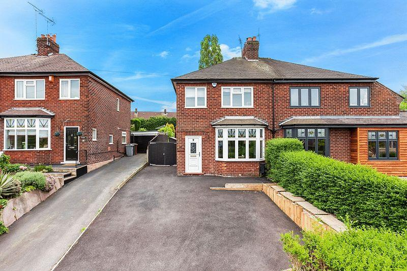 3 Bedrooms Semi Detached House for sale in Rood Hill, Congleton