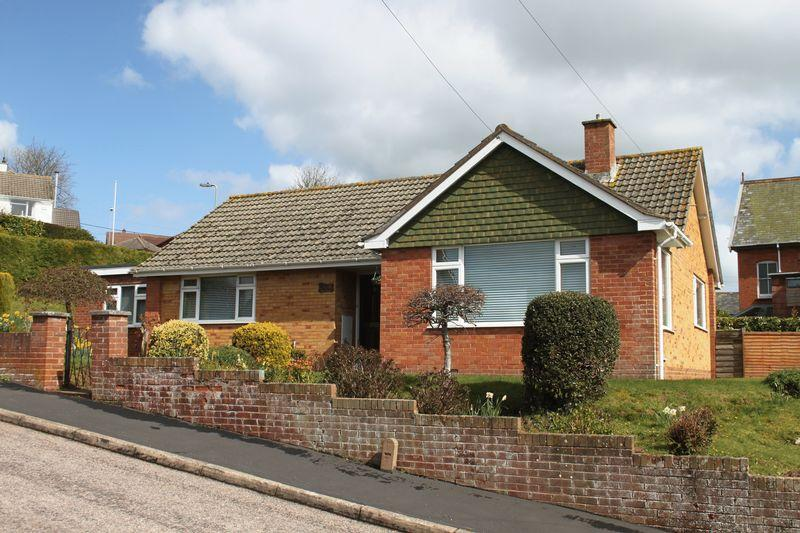 3 Bedrooms Detached Bungalow for sale in Murley Close, Crediton