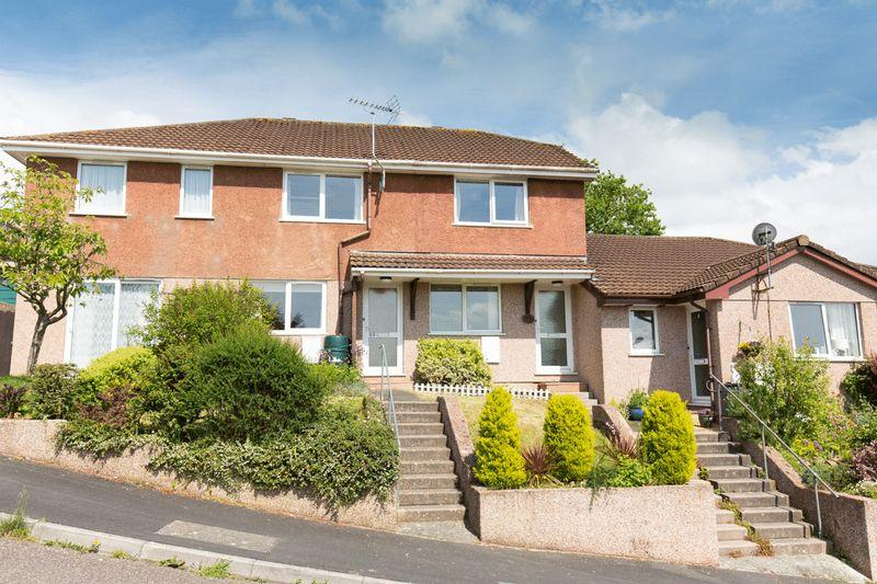 2 Bedrooms Terraced House for sale in Prospect Way, Lapford