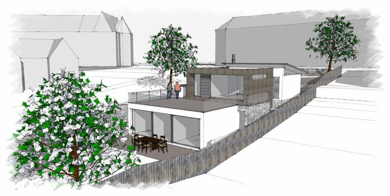 3 Bedrooms Plot Commercial for sale in Paradise Road, Penmaenmawr