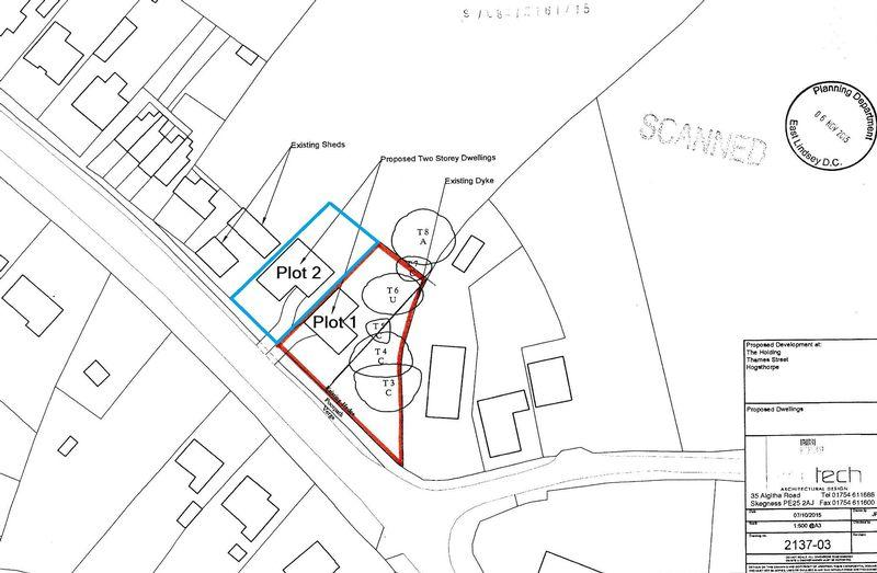 Land Commercial for sale in Thames Street, Hogsthorpe