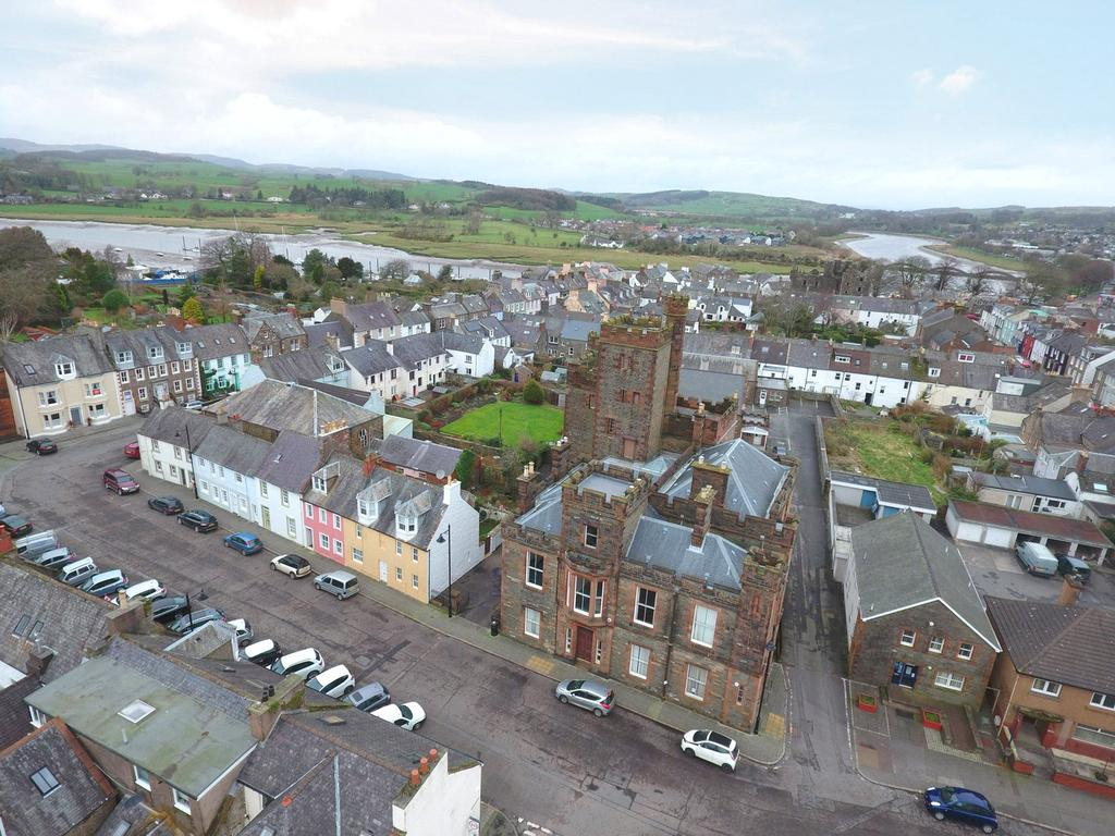 6 Bedrooms Detached House for sale in Kirkcudbright Courthouse, High Street, Kirkcudbright, Dumfries and Galloway, DG6