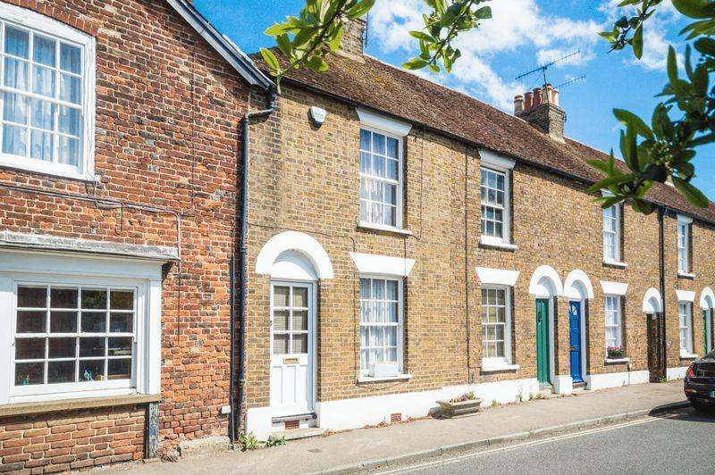 2 Bedrooms Terraced House for sale in Fordwich