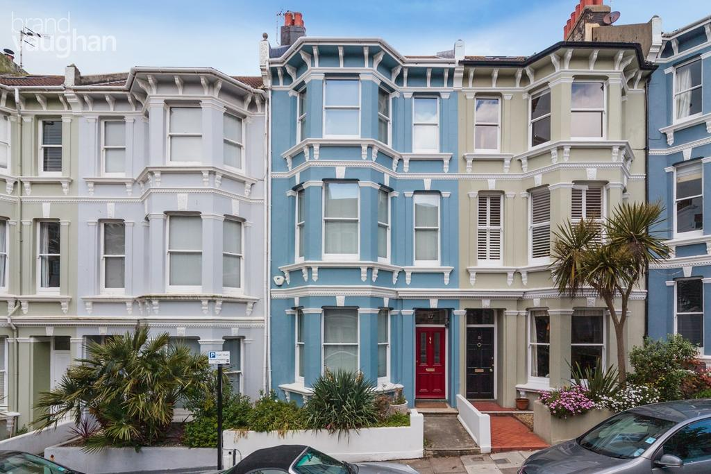 4 Bedrooms Terraced House for sale in Chesham Street, Brighton, BN2