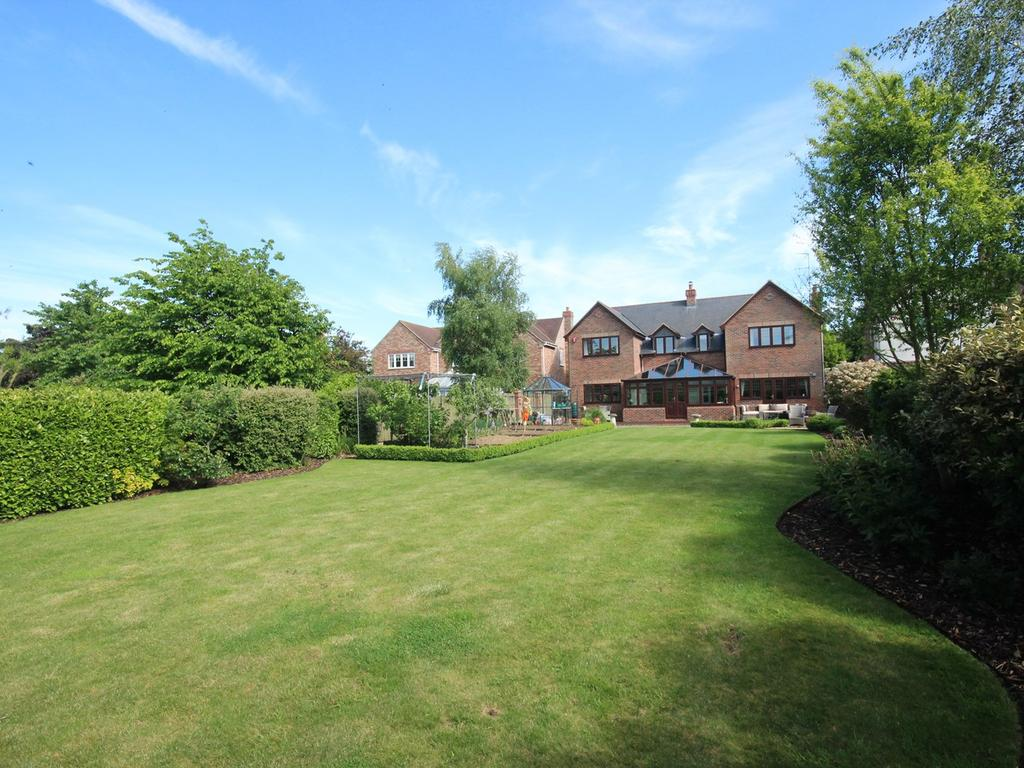 5 Bedrooms Detached House for sale in Moors View Close, Greenfield, MK45