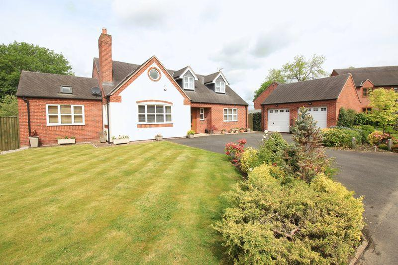 4 Bedrooms Detached Bungalow for sale in Inch Murrin, St Martins