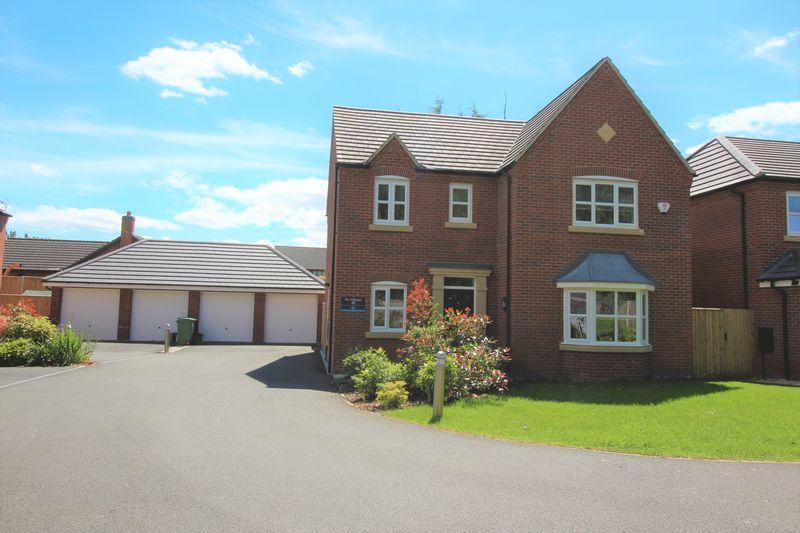 4 Bedrooms Detached House for sale in Penley Hall Drive, Penmere Park,