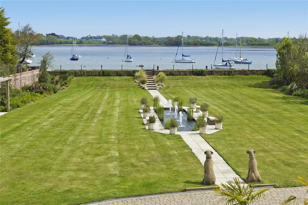 5 Bedrooms Detached House for sale in The Quay, Waldringfield, Woodbridge, Suffolk, IP12