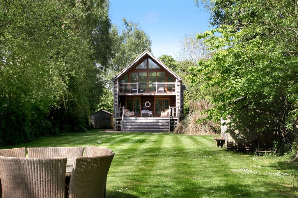 4 Bedrooms Detached House for sale in Mill Lane, Shiplake, Henley-on-Thames, Oxfordshire, RG9