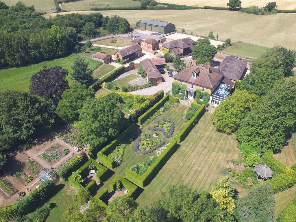 6 Bedrooms Equestrian Facility Character Property for sale in Hillfield House, Eldersfield, Gloucestershire, GL19