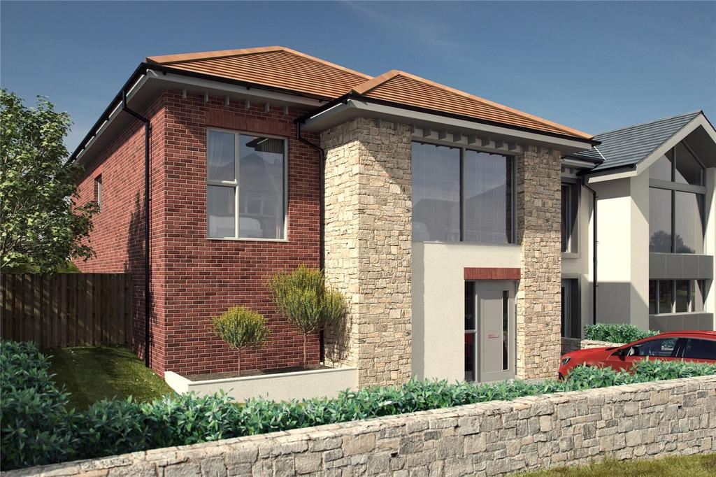 2 Bedrooms Detached House for sale in Durlston Point, 2 Drummond Road, Swanage, Dorset, BH19