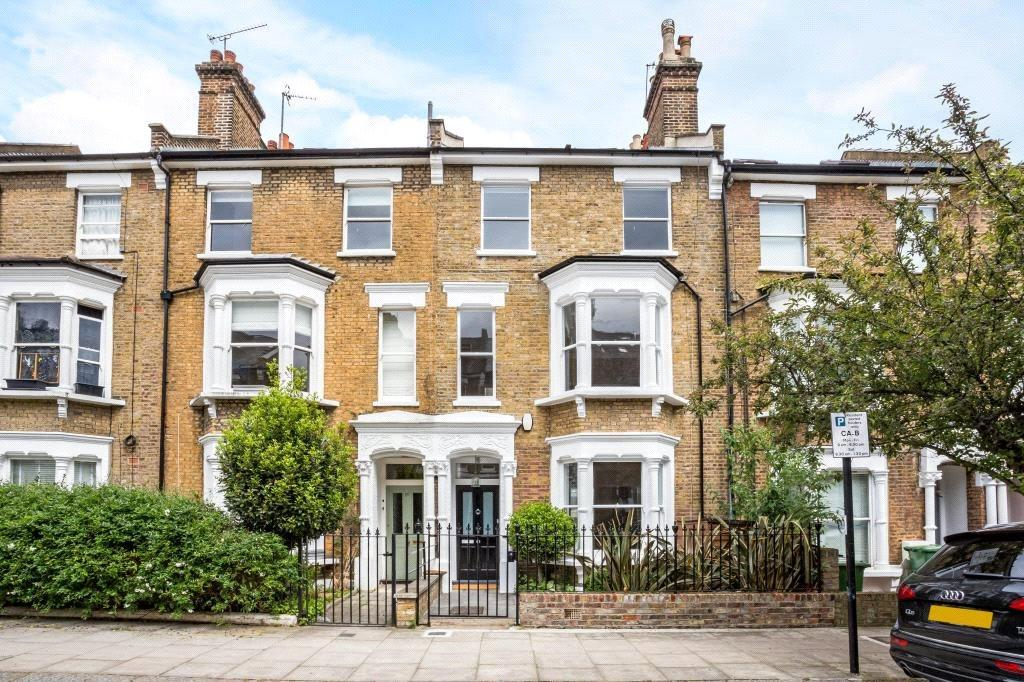 5 Bedrooms Terraced House for sale in Roderick Road, Hampstead, London, NW3