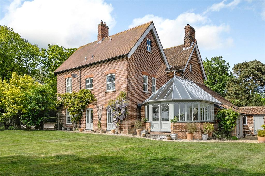6 Bedrooms Detached House for sale in Boley Road, White Colne, Colchester, CO6