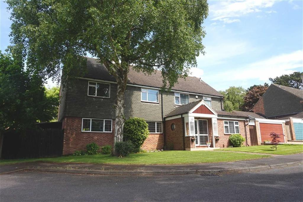 5 Bedrooms Detached House for sale in Eynsford Close, Oadby, Leicester