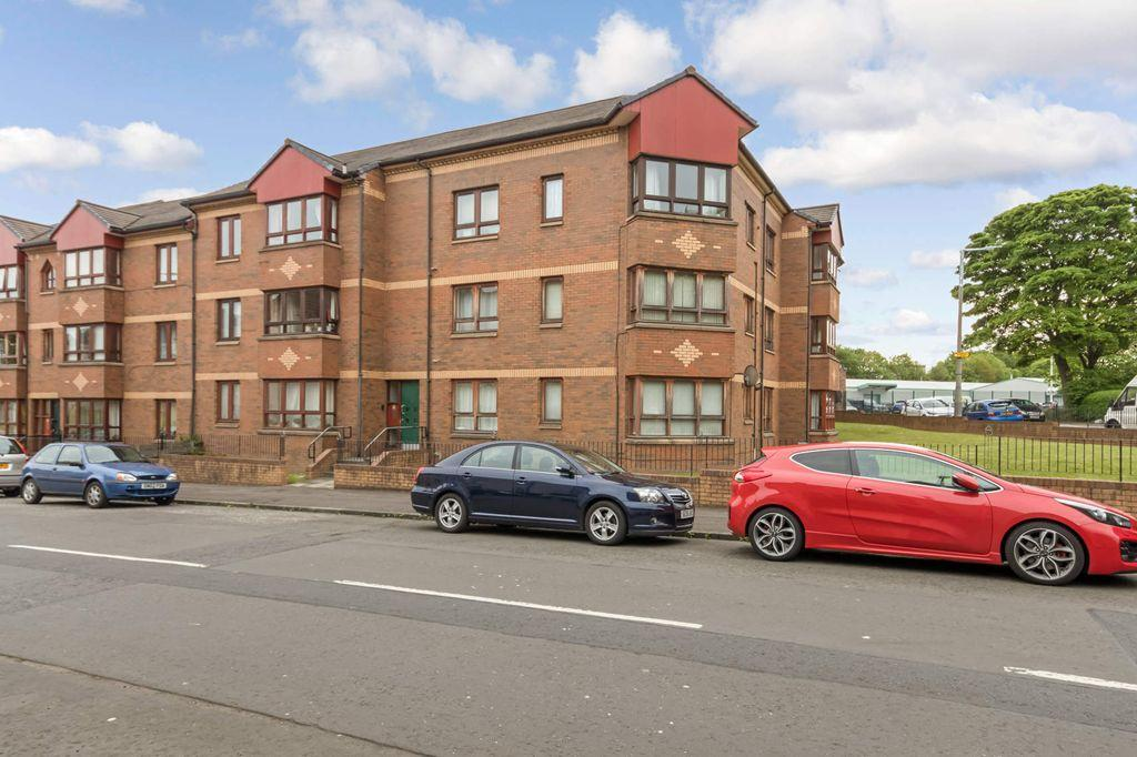2 Bedrooms Flat for sale in 2/8 St Clair Road, Easter Road, EH6 8JY
