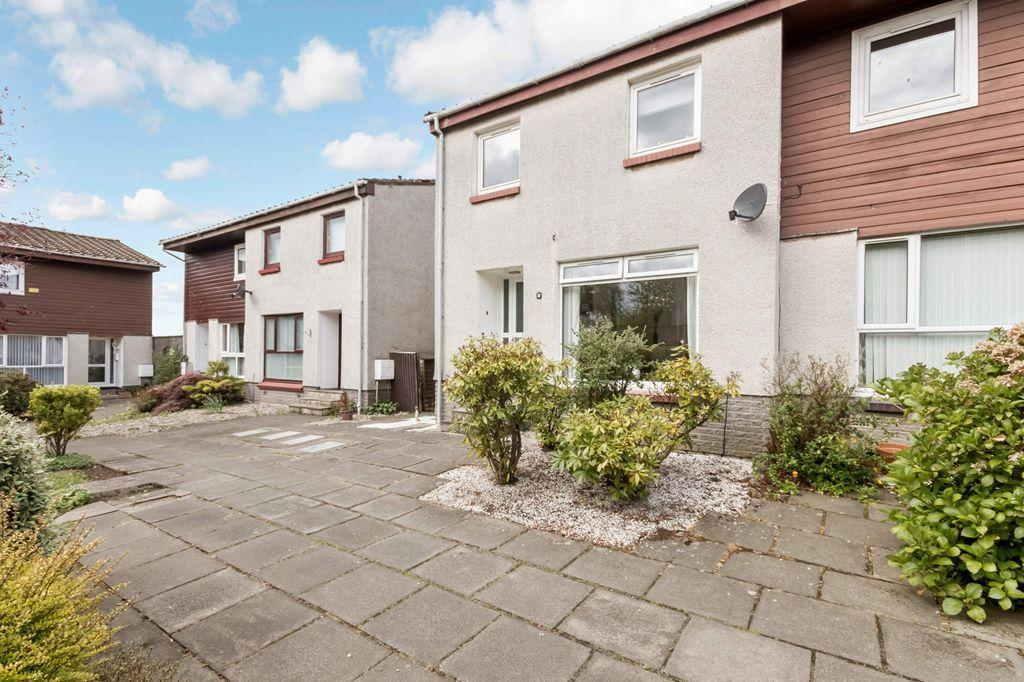 3 Bedrooms Semi Detached House for sale in 2 Caerlaverock Court, Craigievar Wynd, Corstorphine, EH12 8GD